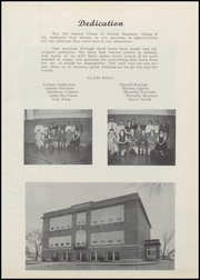 Page 5, 1958 Edition, Grand Meadow High School - Lark Yearbook (Pierson, IA) online yearbook collection