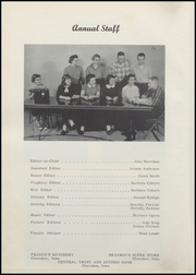 Page 6, 1958 Edition, Grand Meadow High School - Lark Yearbook (Pierson, IA) online yearbook collection