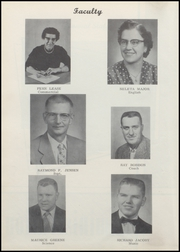 Page 8, 1958 Edition, Grand Meadow High School - Lark Yearbook (Pierson, IA) online yearbook collection