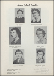 Page 9, 1958 Edition, Grand Meadow High School - Lark Yearbook (Pierson, IA) online yearbook collection