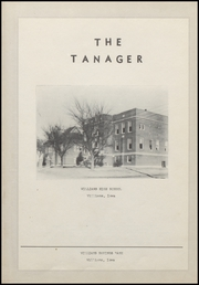 Page 7, 1952 Edition, Williams High School - Tanager Yearbook (Williams, IA) online yearbook collection