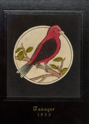 1953 Edition, Williams High School - Tanager Yearbook (Williams, IA)