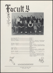Page 11, 1956 Edition, Williams High School - Tanager Yearbook (Williams, IA) online yearbook collection