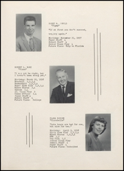 Page 15, 1956 Edition, Williams High School - Tanager Yearbook (Williams, IA) online yearbook collection