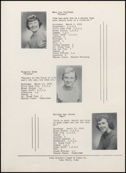 Page 17, 1956 Edition, Williams High School - Tanager Yearbook (Williams, IA) online yearbook collection