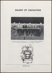 Page 13, 1959 Edition, Williams High School - Tanager Yearbook (Williams, IA) online yearbook collection