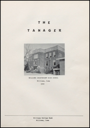 Page 5, 1959 Edition, Williams High School - Tanager Yearbook (Williams, IA) online yearbook collection