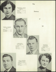Page 10, 1952 Edition, Climbing Hill High School - Hawk Yearbook (Moville, IA) online yearbook collection