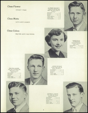 Page 11, 1952 Edition, Climbing Hill High School - Hawk Yearbook (Moville, IA) online yearbook collection