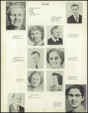 Page 8, 1952 Edition, Climbing Hill High School - Hawk Yearbook (Moville, IA) online yearbook collection