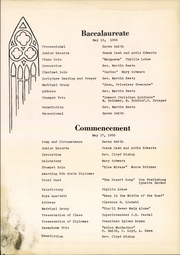Page 11, 1955 Edition, Climbing Hill High School - Hawk Yearbook (Moville, IA) online yearbook collection