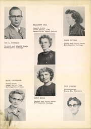 Page 5, 1955 Edition, Climbing Hill High School - Hawk Yearbook (Moville, IA) online yearbook collection