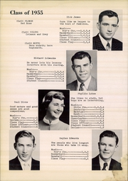 Page 6, 1955 Edition, Climbing Hill High School - Hawk Yearbook (Moville, IA) online yearbook collection