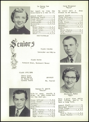 Page 13, 1958 Edition, Climbing Hill High School - Hawk Yearbook (Moville, IA) online yearbook collection