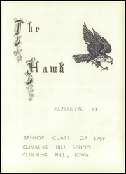 Page 5, 1958 Edition, Climbing Hill High School - Hawk Yearbook (Moville, IA) online yearbook collection