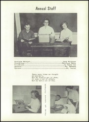 Page 7, 1958 Edition, Climbing Hill High School - Hawk Yearbook (Moville, IA) online yearbook collection