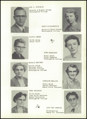 Page 9, 1958 Edition, Climbing Hill High School - Hawk Yearbook (Moville, IA) online yearbook collection