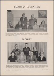 Page 11, 1959 Edition, Chester High School - Hawk Yearbook (Chester, IA) online yearbook collection