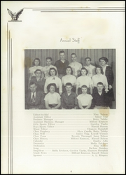 Page 10, 1953 Edition, Ellsworth High School - Eagle Yearbook (Ellsworth, IA) online yearbook collection