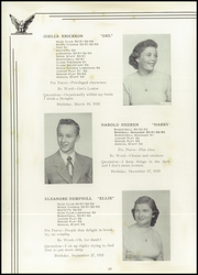 Page 14, 1953 Edition, Ellsworth High School - Eagle Yearbook (Ellsworth, IA) online yearbook collection