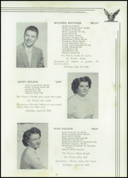 Page 15, 1953 Edition, Ellsworth High School - Eagle Yearbook (Ellsworth, IA) online yearbook collection