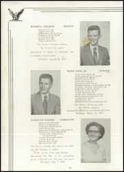 Page 16, 1953 Edition, Ellsworth High School - Eagle Yearbook (Ellsworth, IA) online yearbook collection