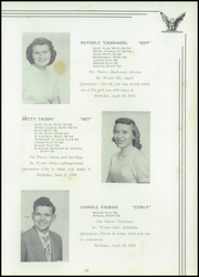 Page 17, 1953 Edition, Ellsworth High School - Eagle Yearbook (Ellsworth, IA) online yearbook collection