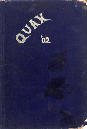 Page 1, 1902 Edition, Drake University - Quax Yearbook (Des Moines, IA) online yearbook collection