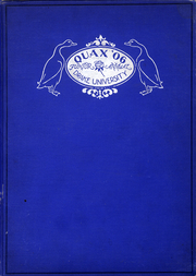 Page 1, 1906 Edition, Drake University - Quax Yearbook (Des Moines, IA) online yearbook collection