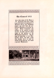 Page 14, 1912 Edition, Drake University - Quax Yearbook (Des Moines, IA) online yearbook collection