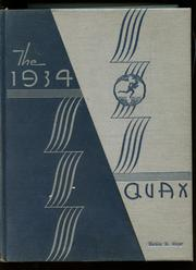 Page 1, 1934 Edition, Drake University - Quax Yearbook (Des Moines, IA) online yearbook collection