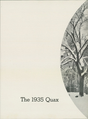 Page 7, 1935 Edition, Drake University - Quax Yearbook (Des Moines, IA) online yearbook collection