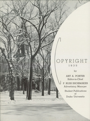 Page 8, 1935 Edition, Drake University - Quax Yearbook (Des Moines, IA) online yearbook collection