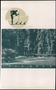 Page 7, 1936 Edition, Drake University - Quax Yearbook (Des Moines, IA) online yearbook collection