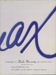 Page 7, 1942 Edition, Drake University - Quax Yearbook (Des Moines, IA) online yearbook collection