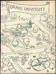 Page 5, 1943 Edition, Drake University - Quax Yearbook (Des Moines, IA) online yearbook collection