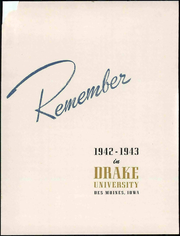 Page 7, 1943 Edition, Drake University - Quax Yearbook (Des Moines, IA) online yearbook collection