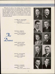 Page 17, 1945 Edition, Drake University - Quax Yearbook (Des Moines, IA) online yearbook collection