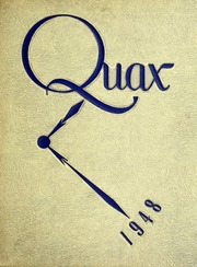 1948 Edition, Drake University - Quax Yearbook (Des Moines, IA)