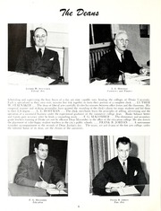 Page 10, 1948 Edition, Drake University - Quax Yearbook (Des Moines, IA) online yearbook collection