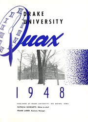 Page 5, 1948 Edition, Drake University - Quax Yearbook (Des Moines, IA) online yearbook collection