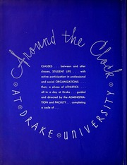 Page 6, 1948 Edition, Drake University - Quax Yearbook (Des Moines, IA) online yearbook collection