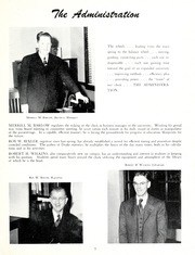 Page 9, 1948 Edition, Drake University - Quax Yearbook (Des Moines, IA) online yearbook collection