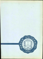 Page 5, 1949 Edition, Drake University - Quax Yearbook (Des Moines, IA) online yearbook collection