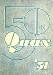 1951 Edition, Drake University - Quax Yearbook (Des Moines, IA)
