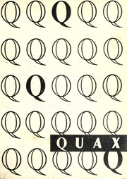 1955 Edition, Drake University - Quax Yearbook (Des Moines, IA)