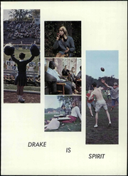 Page 13, 1966 Edition, Drake University - Quax Yearbook (Des Moines, IA) online yearbook collection