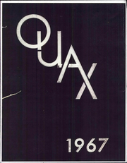 Page 1, 1967 Edition, Drake University - Quax Yearbook (Des Moines, IA) online yearbook collection