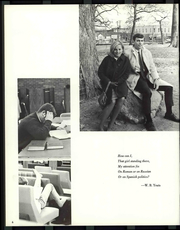 Page 12, 1967 Edition, Drake University - Quax Yearbook (Des Moines, IA) online yearbook collection