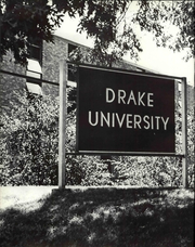Page 16, 1967 Edition, Drake University - Quax Yearbook (Des Moines, IA) online yearbook collection